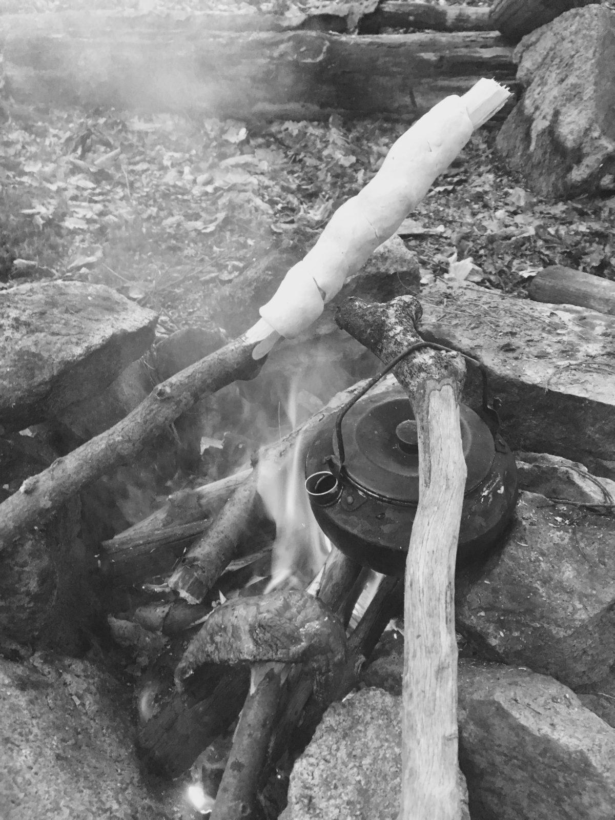 Samling runt elden